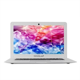 Computers Hdd Australia - ZEUSLAP 14inch 8gb ram 2tb hdd Intel Pentium win10 1920X1080P FHD cheap Notebook Computer pc Netbook Laptop