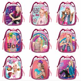 $enCountryForm.capitalKeyWord Australia - 12.5 Inch Kids jojo Backpack 17 styles Children Outdoor travel bag Printing backpack School Bags Teenagers Shoulder Student Bags DHL JY541