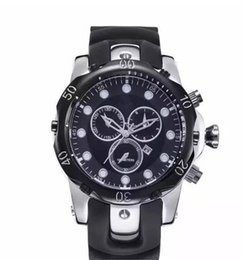 Military Sport Swiss Army Watch Australia - New Wristwatch Swiss Stainless Steel Rose Gold Quartz Watch Men Sport Military DZ Watches Silicone Strap Army Calendar