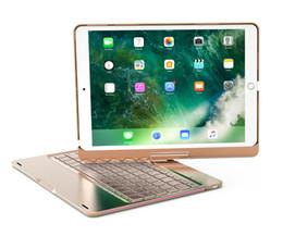 tpu ipad dhl 2019 - 360 Degree Rotation Smart Aluminum Alloy Tablet Case Cover For Apple ipad9.7 ipad air1 ipadair2 ipadpro9.7  ipadpro10.5