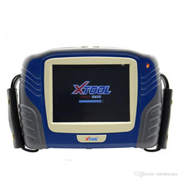 x431 bluetooth Australia - Original XTOOL PS2 GDS Gasoline Car Diagnostic Tool with Touch Screen and Printer GDS Scanner Free Update Online same function with X431 GDS
