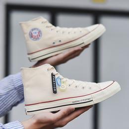 $enCountryForm.capitalKeyWord Australia - Men Casual Shoes Fashion Spring Classic Canvas Shoes Ankle Boot Skate Sneakers Fall Retro Krean Ulzzang Plimsolls Harajuku Skate Shoes