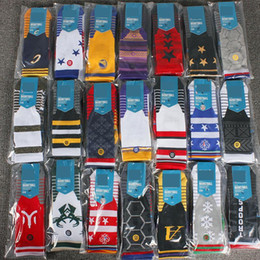 $enCountryForm.capitalKeyWord Australia - High quality stance basketball socks long tube mens designer socks thickening sports elite sport socks for men manufacturers hot selling