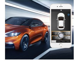 car opening kit Canada - keyless entry system car alarm Automatic Trunk Opening central locking kit Mobile download app Automatically open car parts