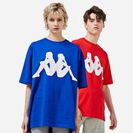 Couple tshirts online shopping - Designer Couple Tshirts Men s Brand KP Short Sleeves Summer Tshirts Men Women LuxuryT shirts Letter Brands Print Tops Asian Size S XL