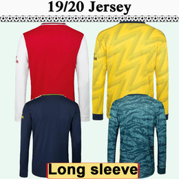 $enCountryForm.capitalKeyWord NZ - 19 20 Long Sleeve Soccer Jerseys Youth Home Red Away 3rd Mens Football Shirts 19 20 Fashion Adult Uniforms Low price Sales