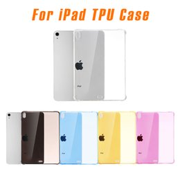 $enCountryForm.capitalKeyWord Australia - For New Ipad 2018 Air2 Air10.5 2019 TPU Clear Transparent Soft Case Skin Silicon Back Cover Slim For Ipad Pro