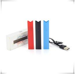 disposable electronic cigarette cartridges 2018 - Joll Kit 280mah Compatible Juul Vape Pen Battery Fit Juul Pods Juul Pod Disposable Vape Cartridges Electronic Cigarette