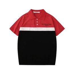 $enCountryForm.capitalKeyWord Australia - brand New Designs 2019 embroidered signature reverse polo shirt inverted logo luxury men polo t shirt famous designer tops 963