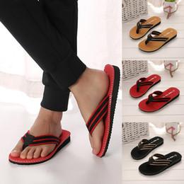 a5daaa4492f11 flip flops men s Summer Beach Breathable Shoes Sandals Male Slipper  Flip-Flops Flat Shoes zapatos de hombre erkek ayakkabi  y3