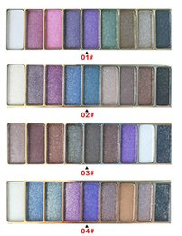 $enCountryForm.capitalKeyWord Australia - Free Shipping Eyeshadow 9 Colors Glitter Makeup Pallete Matte Shadow Palette Shimmer Shine Making Up Beauty Eyeshadow Tray Free Fast Ship