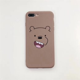$enCountryForm.capitalKeyWord UK - One Piece luxury TPU Phone Case for Iphone XS MAX XR 7 8 P designer Phone Back Cover lovely bear and rabbit Emoji