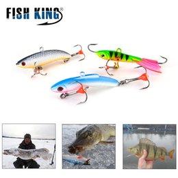 $enCountryForm.capitalKeyWord Australia - FISHKING 1Pc Winter Ice Fishing Lure 4.3cm-8.5cm 10g-35g 3D Eyes Colorful AD-Sharp lead Bait Hard Lure Balancer for Fishing Bait