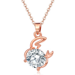 Discount korea english - The Republic Of Korea Fashion English Constellation Pendant Pendant Female Crystal Zirconium Stone Delicacy Short Paragr
