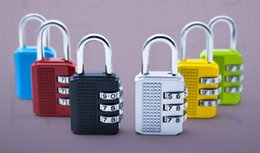 metal wardrobes NZ - Wholesale and retail boutique password padlock zinc alloy small cost-effective gym cabinet wardrobe gym password lock US203