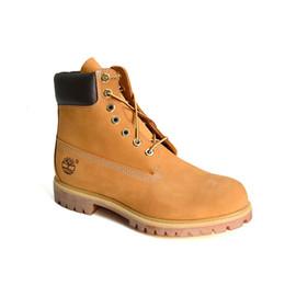 97f1cb34e Black men full Boots online shopping - 2019 timberland boots Original Brand  Men boots Designer Sports