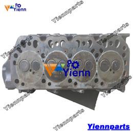 $enCountryForm.capitalKeyWord Australia - Used K4N engine complete cylinder head assy assembly For Mitsubishi OBELCO SK045 excavator diesel engine parts
