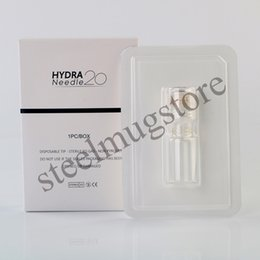 $enCountryForm.capitalKeyWord Australia - Hydra 20 Automatic Anti-Aging Derma Roller Dermaroller 0.25-1mm Titanium Micro Needle Roller Remove Freckle Acne Scars Top Quality Free DHL