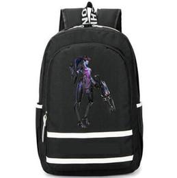 amelie bag 2019 - Widowmaker backpack Amelie Lacroix day pack Hot game photo school bag Cool packsack Print rucksack Sport schoolbag Outdo
