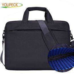 Macbook 13 bags online shopping - 12 inch Laptop Bag Waterproof Computer Bag handbag Notebook Case Unisex Briefcase Shoulder Messenger