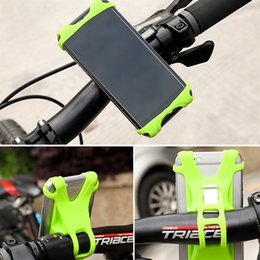 $enCountryForm.capitalKeyWord NZ - 4~5.5 inch Bike Phone Racks Holder Smart Mobile Cell Phone Support Handlebar Mount Bracket GPS Stand Bicycle Holder #80075
