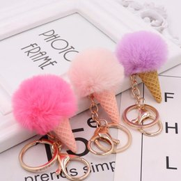 China 20pcs lot Baby Shower Party Favors Guest Giveaway Ice Cream Keychains Doll Personalized Gift Bag Decoration For Wedding Souvenir supplier personalized dolls suppliers