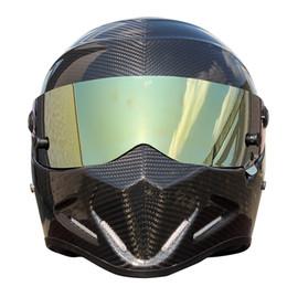 $enCountryForm.capitalKeyWord Australia - Karting Car Carbon Fiber Full Face Motorcycle Helmet DOT Outdoor Adult Full Face Helmet Motocross Off-Road Dirt Bike Motorcycle ATV-4 Helmet