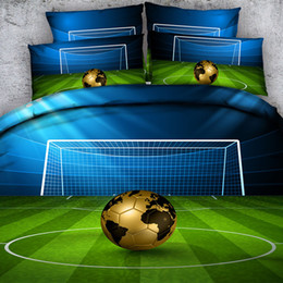 $enCountryForm.capitalKeyWord NZ - Basketball Bedspreads Flame Bedding Set Teen Boys Sports Duvet Cover 3PCS 1 Duvet Cover 2 Pillow Shams (Comforter Not Included) Soccer Ball