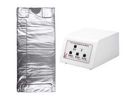 Infrared Sauna Zone UK - Elitzia ETB020 Slimming Body Shaper Weight Loss 3 Zones Far Infrared Sauna Thermal Blanket