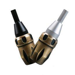 Grips Needle 25mm Australia - New Design Tattoo Grip Adjustable Stroke 25mm Handler Copper Tattoo Grip Tube For Cartridge Needles WG114 115