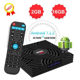 $enCountryForm.capitalKeyWord NZ - Newest M9S W6 Android 7.1.2 TV Box Quad Core 2GB 16GB Amlogic S905W 4K Media Player IPTV Box Support 3D Free Movie Better MXQ PRO 2GB