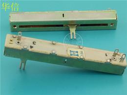 $enCountryForm.capitalKeyWord Australia - Sl -608n 88mm Directly Sliding Clippers Single Lian Potentiometer B10k Handle Long 15mma 3 Foot