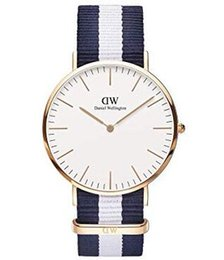 Branded watches online online shopping - Original Luxury Brand Daniel Wellington Classic Glasgow Watch mm Outlet Online