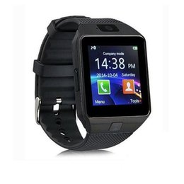 $enCountryForm.capitalKeyWord Australia - Smart watch DZ09 Bluetooth sports phone call and camera SIM TF card slot fully compatible with smart watches
