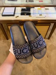 $enCountryForm.capitalKeyWord Australia - high quality With Box 2019 Slides Summer Luxury Designer Beach Indoor Flat G Sandals Slippers House Flip Flops With brand sandal wester