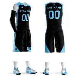 b4f64fe275b 2018 Men s Custom Basketball jerseys sets same star  00 custom Basketball  Uniform jerseys DIY Team custom Basketball Sets 6XL White