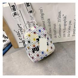Designer De Luxo Fanny Pacote Crossbody Letra Impressa PU Mochila A Laser Marca AD Mulheres NK Messenger Bag Viagem Esportes Duffle Bags C61707 venda por atacado