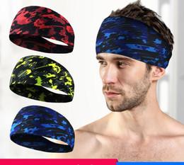Women Men Elastic Sports Football Headbands Australia New Featured