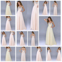 $enCountryForm.capitalKeyWord Canada - 2019 pure color sweet hot style of tall waist backless dress deep V condole chiffon dress sequined gowns that wipe a bosom
