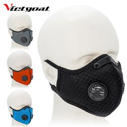 $enCountryForm.capitalKeyWord Australia - VICTGOAL Cycling Face Mask Cover Breathable Anti-Pollution Bike Bicycle Respirator Outdoor Sports Protection Mouth-Muffle Mask