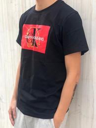 $enCountryForm.capitalKeyWord NZ - street fashion mens T-shirt cotton behind reflective fluorescent geometric stickers short-sleeved loose round neck tees summer