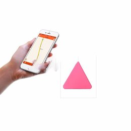 $enCountryForm.capitalKeyWord Australia - Mini Anti Lost Alarm Wallet Key Bluetooth Tracker GPS Locator Antilost Tag Alarm For Car Pets Child