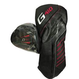 Golf Club G410 PLUS # 1 Driver cabeça Uma Madeira Rebound 10,5 / 9 graus de golfe dos homens em Promoção