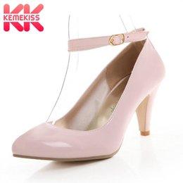 Woman shoes size 31 online shopping - Kemekiss High Heel Shoes Fashion Women Dress Sexy Quality Pumps Heels P11932 Hot Sale Eur Size