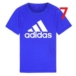 Taekwondo Clothes Australia - 2019 New spring summer Children's wear Cotton comfortable breathable soft short-sleeved T-shirt boys clothing letter printed hot