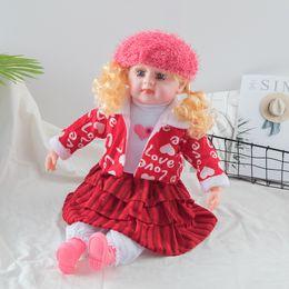 $enCountryForm.capitalKeyWord Australia - new Factory direct silicone toy simulation doll foreign trade figures cloth plastic rebirth doll custom processing