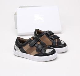 2019 fashion tendon shoes lattice casual shoes girls boy shoes 428 on Sale