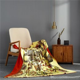 Christmas Bedding Luxury NZ - Luxury designer brand comfortable bedding and outdoor blanket creative patterns blanket shawl Christmas new Year warm home gift