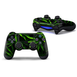 playstation controller skins Australia - Fanstore Skin Sticker PVC Vinyl Decal for Sony Playstation PS4 Remote Controller Hot Sale Design (1 piece)
