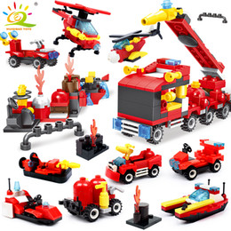 $enCountryForm.capitalKeyWord Australia - 376pcs 8in1 Fire Fighting Building Blocks City Truck Firefighter Helicopter Boat Educational Model Bricks Set Children Toys Gift